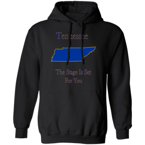 G185 Pullover Hoodie 8 oz. State 042