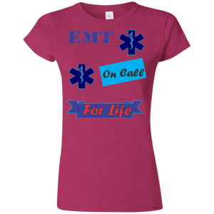 EMT G640L Gildan Softstyle Ladies' T-Shirt AH138