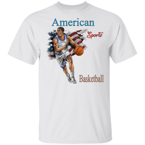 Basketball G500 Gildan 5.3 oz. T-Shirt AS 179