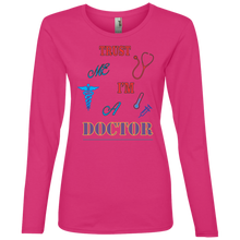 884L Anvil Ladies' Lightweight LS T-Shirt AH126
