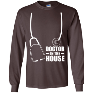 Doctor G240 Gildan LS Ultra Cotton T-Shirt AH130