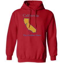 G185 Pullover Hoodie 8 oz. State 005