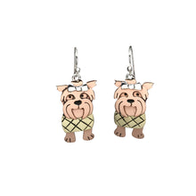 Trixie the Terrier Earrings