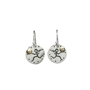 Runner Girl Earrings
