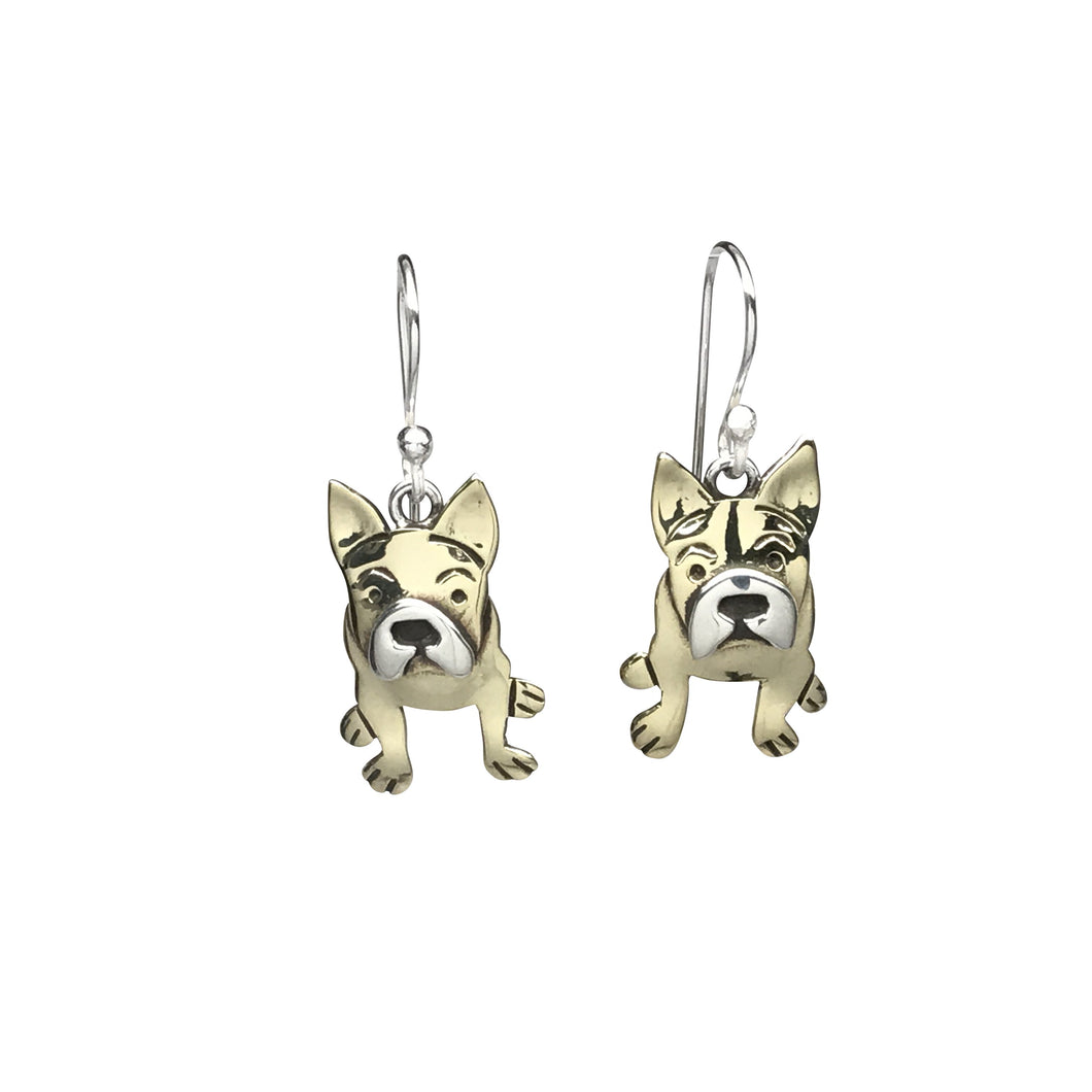 J'suis Frenchie Earrings