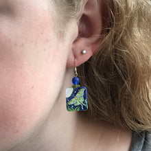 Lovely Luna Moth Earrings