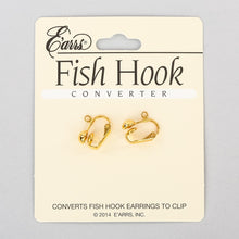 Fish Hook Earring Converters