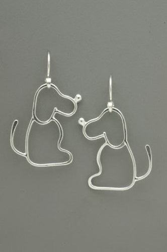 Waggy Tail Earrings