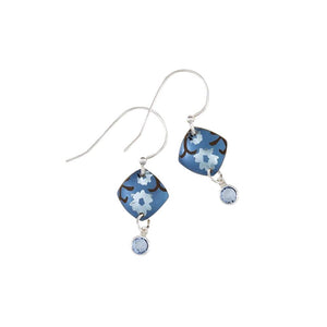 Blue Aurora Earrings