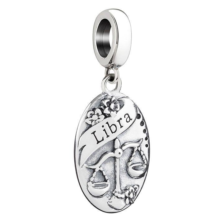 Libra (Sept-Oct) Hanging Zodiac Charm