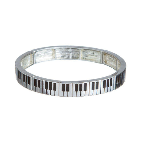 Piano Stretch Bracelet