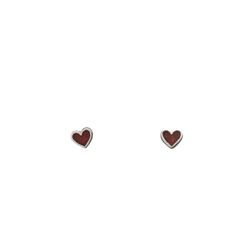 Sweet Heart Post Earrings