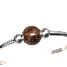 Copper Firebrick Bead