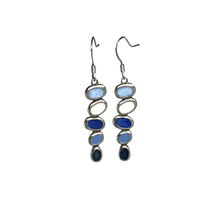 Tango Glacier Earrings