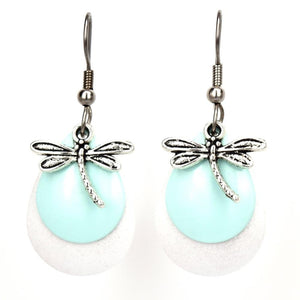 Mystic Dragonfly Earrings