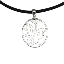 Leaves Cork Necklace