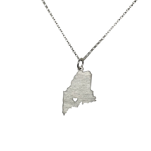 Maine Love Necklace