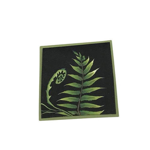 Forest Fern Pin