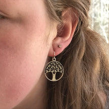 Arbor Vitae Earrings