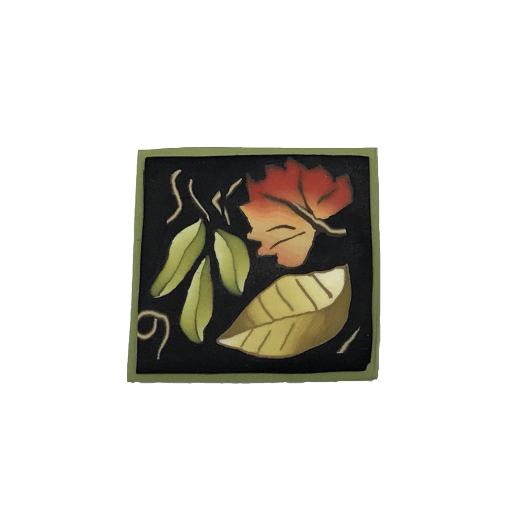 Fall Leaves Pin