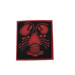 Red Lobster Pin