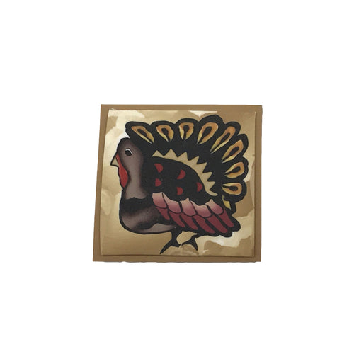 Tom the Turkey Pin