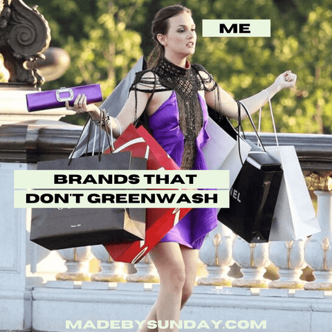 WTF is Greenwashing (and how to avoid it).
