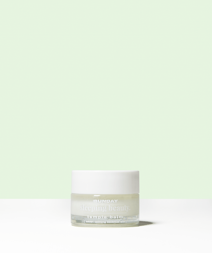 sleeping beauty - sleep inducing temple balm Health & Wellbeing MADEBYSUNDAY.COM