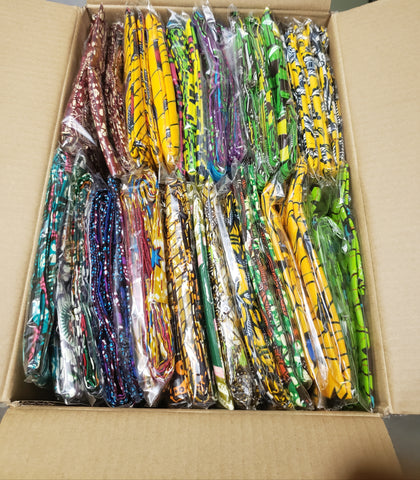 Wholesale Order for 20 sets of Head Wraps with Face Mask set