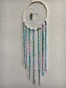 Colorful Stone Dreamcatcher