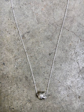 Load image into Gallery viewer, Namaste Silver Necklace