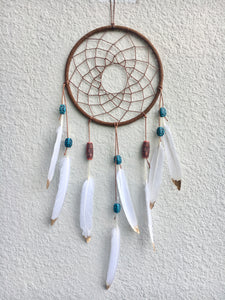 Brown Indian Dreamcatcher