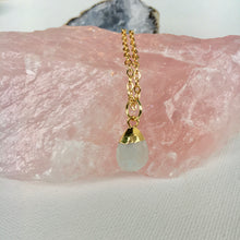 Load image into Gallery viewer, Opalite Drop Necklace