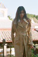 Vincent Trench Coat