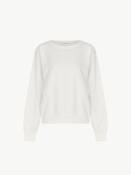 Big Sur sweatshirt  - White
