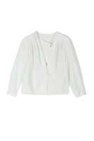 Cleo Layered Blouse - off white