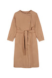 Loa Trench Dress - Nude