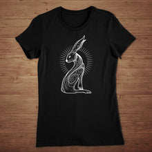 Galaxy Hare Women's T-shirt