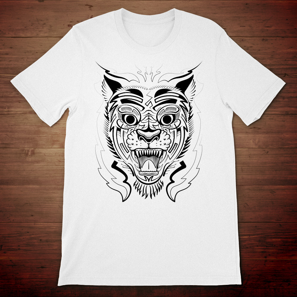 Chinese Tiger Men's T-Shirt