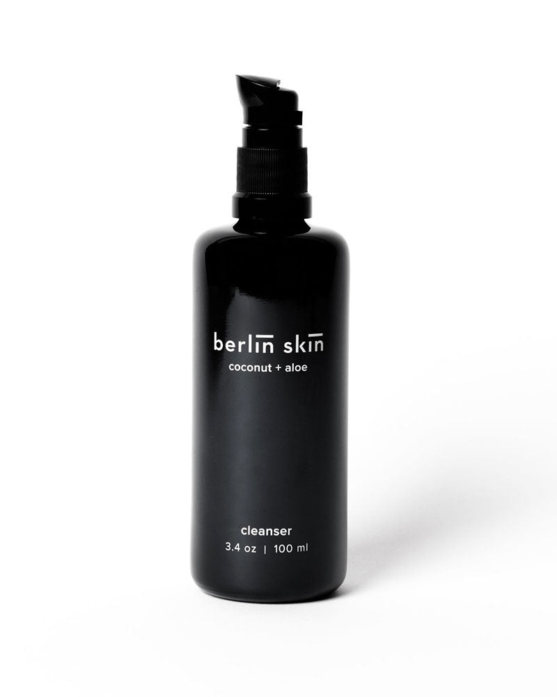 Berlin Coconut & Aloe Cleanser