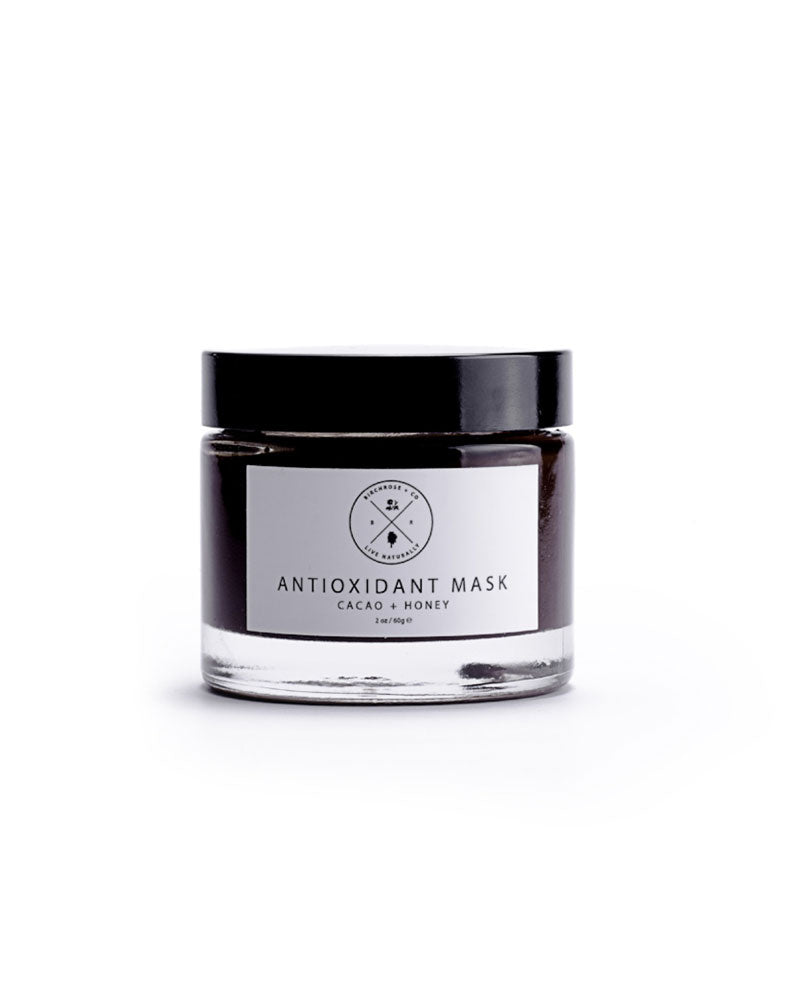 Birchrose + Co. Antioxidant Mask - Cacao + Honey
