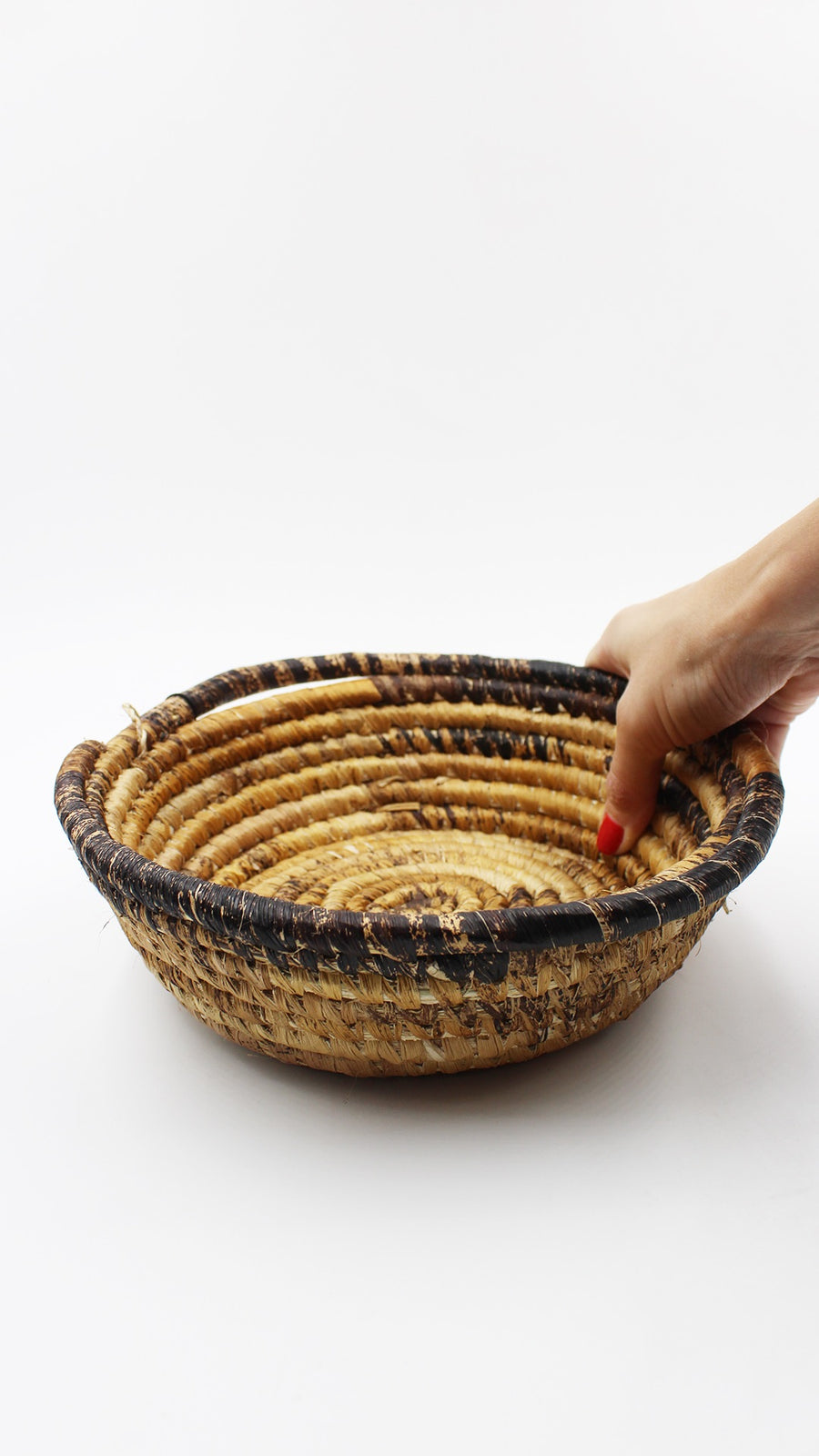Project Lydia- Banana Leaf Baskets