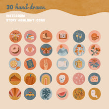 Instagram Story Highlight Icon Pack of 30