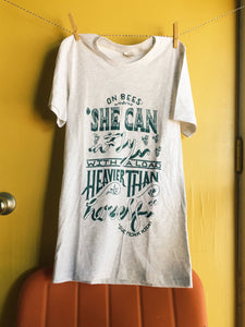 secret life of bees strong woman quote sue monk kidd lettering t shirt