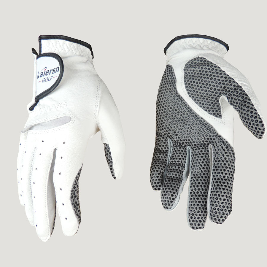 Pure Sheepskin Golf Gloves For Men's Right & Left Hand