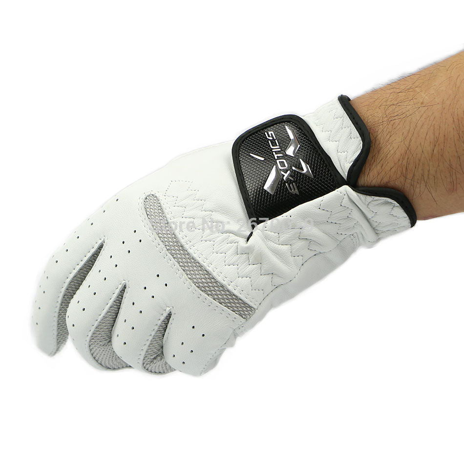 PURE SHEEPSKIN GOLF GLOVES FOR MEN'S LEFT HAND