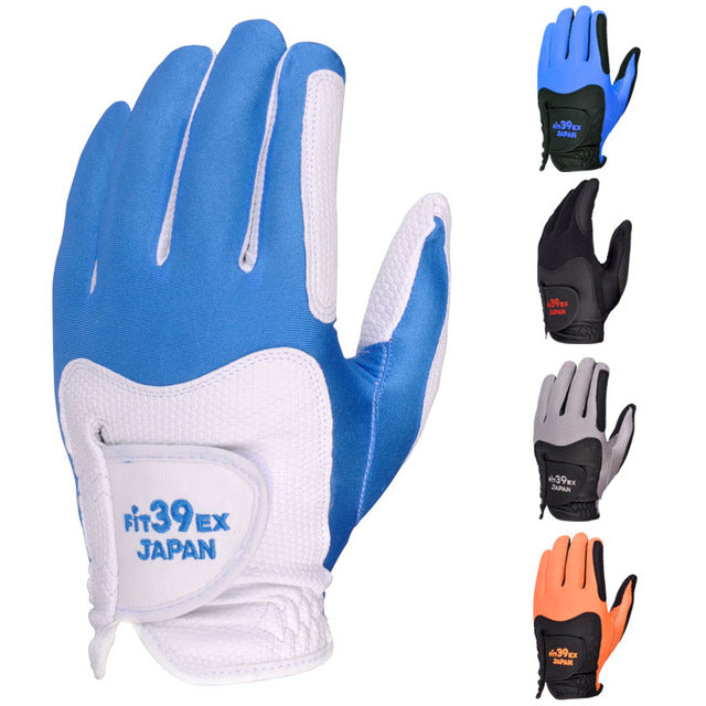 5Pcs/lot 5 Color Single Left Handed Men's Glove