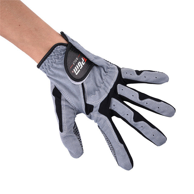 Pure Soft Material Left Hand Golf Glove