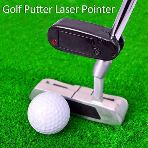 2018 MINI BLACK GOLF LASER POINTER FOR AIM TRAINING
