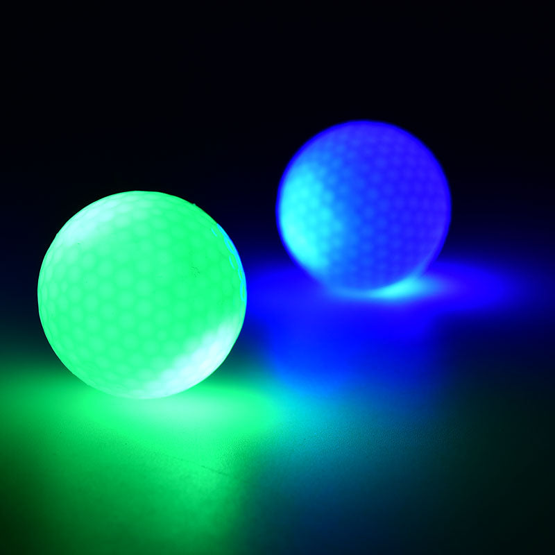 1pcs LED Electronic Color Changing Golf Balls